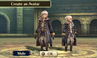 Fire Emblem: Awakening Part #89 - Creating the Avatar and