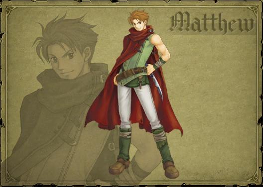 Fire Emblem Matthew Fire Emblem: Bl...