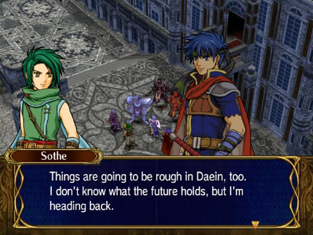 how to play path of radiance