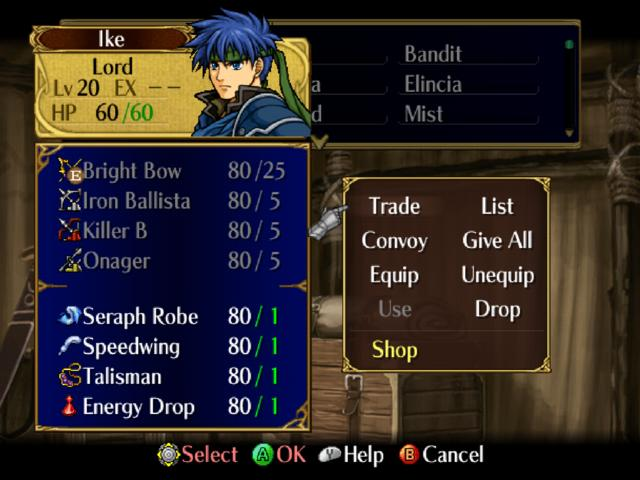 fire emblem path of radiance recruit guide
