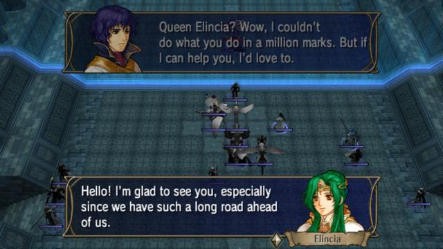 Fire Emblem Radiant Dawn Part 65 Endgame Map 2 Requiem For A