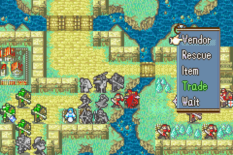 how to choose who to level fire emblem sacred stones