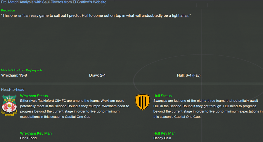 Football Manager 2014 Part #60 - Chapter the Second: A brief