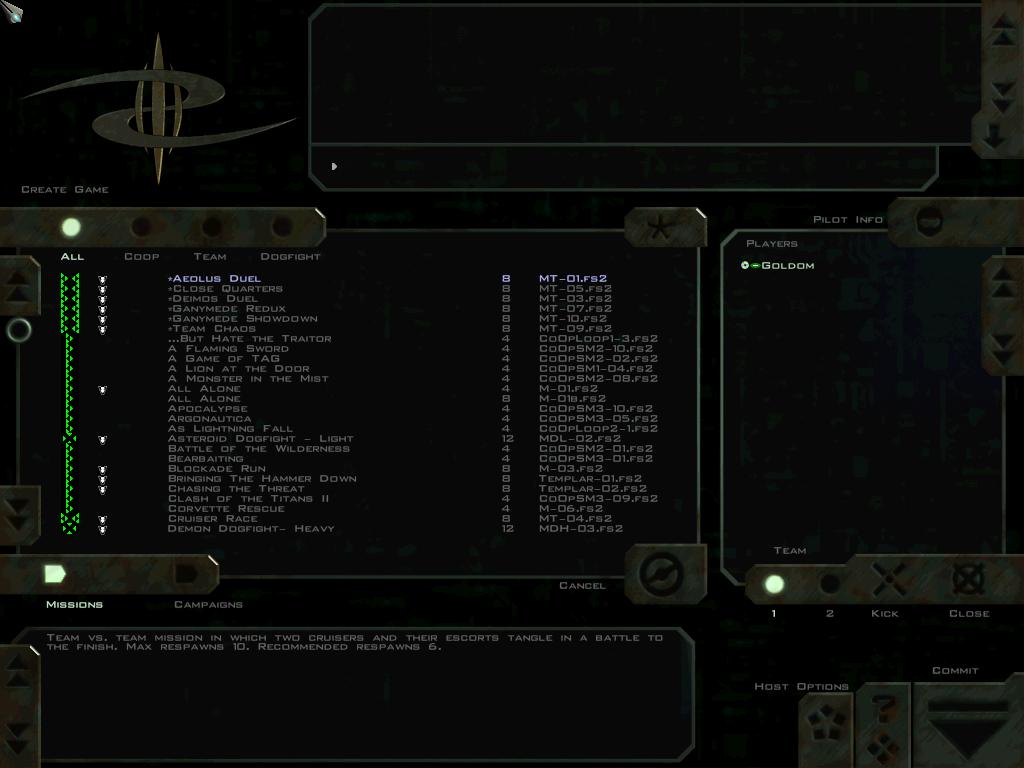 FreeSpace 2 Open Part #32 - MP - Rebel Intercept!