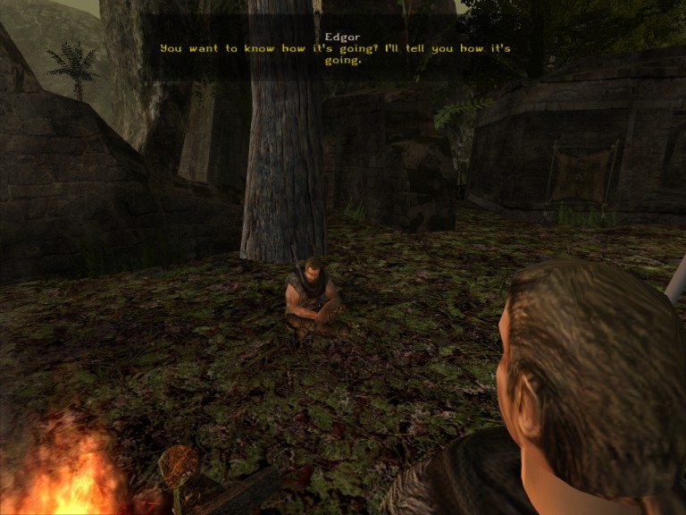 Gothic II Part #28 - Into the bandit camp