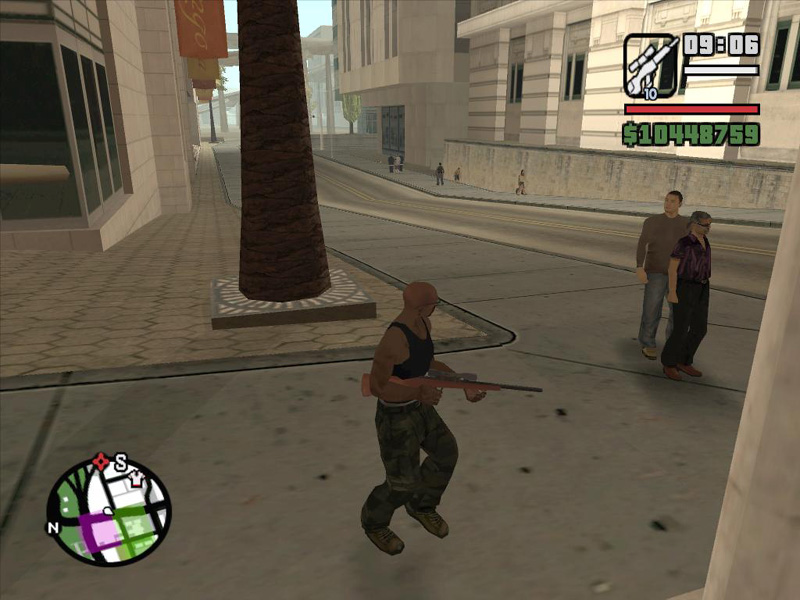 Istiyorsanz full san-patch gta sa v1. patch for gta sa.