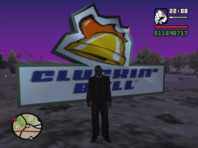 Misteri Yang Ada di Game GTA SA