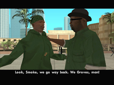 Grand Theft Auto: San Andreas - Update 21