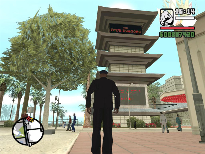 Grand Theft Auto: San Andreas - Update 70