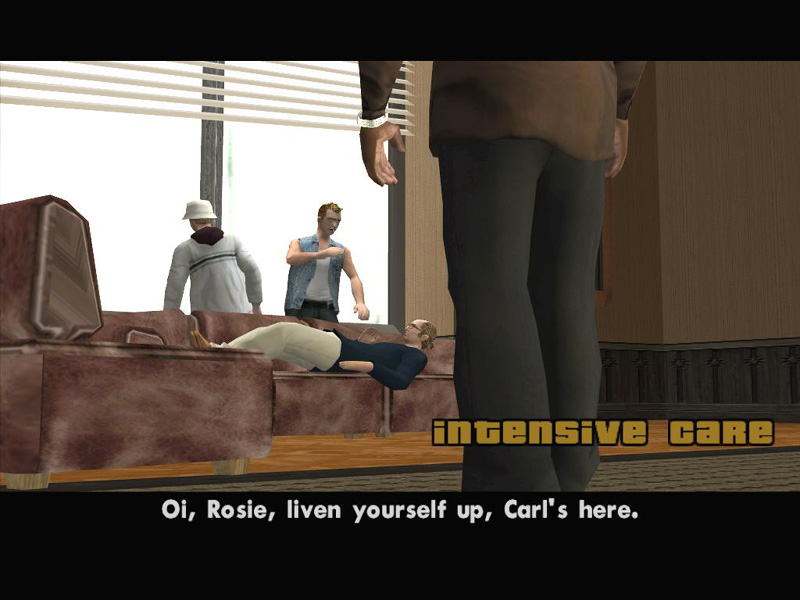 San andreas casino heist walkthrough