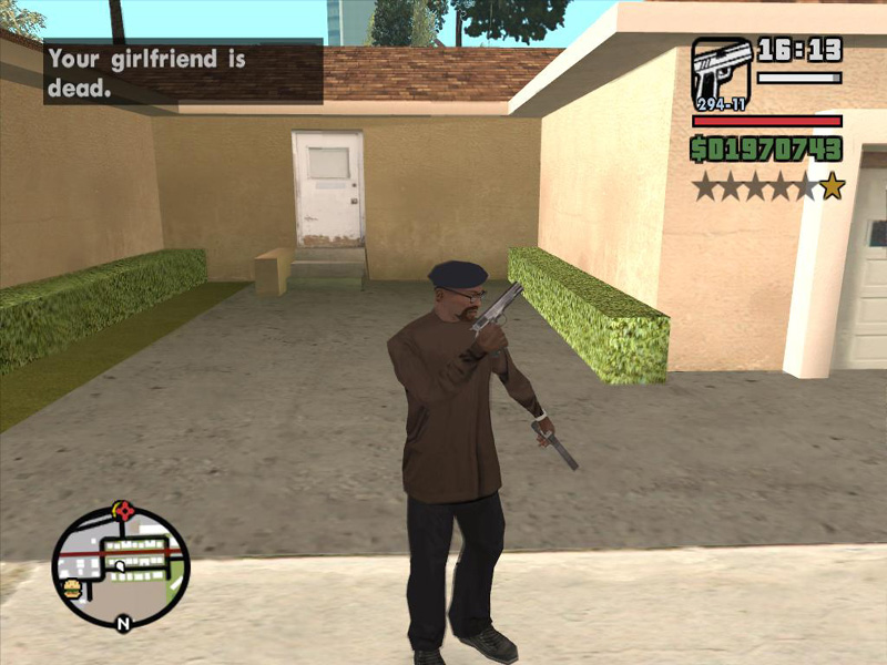 Gta san andreas girlfriend sex