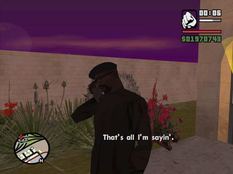 dating grand theft auto san andreas