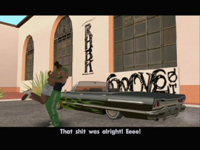 Dating millie san andreas