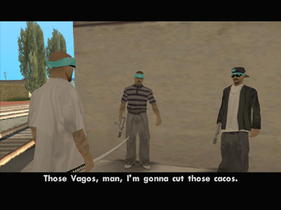 Grand Theft Auto: San Andreas - Update 100