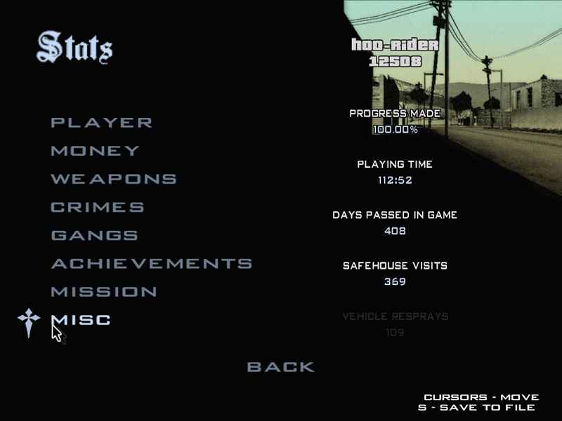 How to get awesome cars in gta: san andreas by using the cheat.