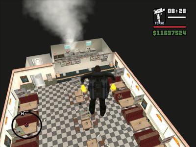 Grand Theft Auto: San Andreas Part #107 - Behind The Scenes - Hidden
