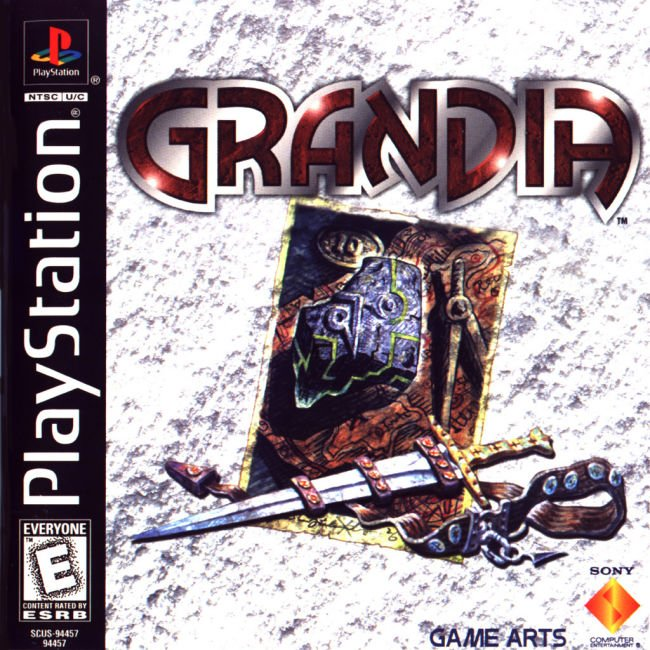 grandia playstation