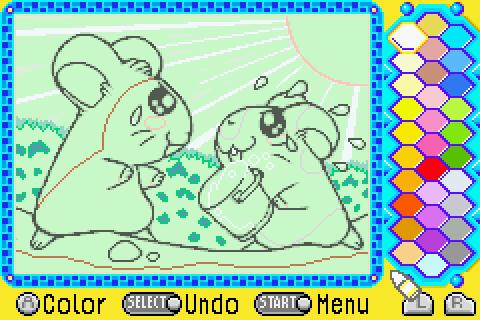 Hamtaro Rainbow Rescue Part 16 But Is It Art