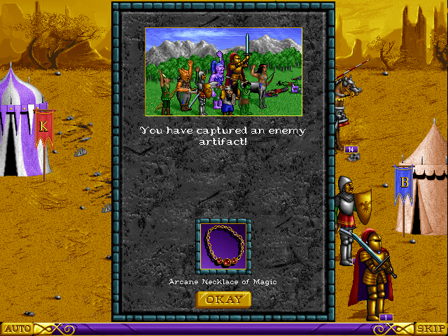 Heroes of Might and Magic - Update 15