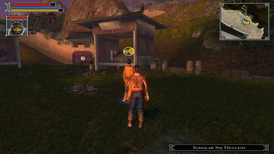 Jade Empire Part #20 - Bonus 01: Zither of Discord