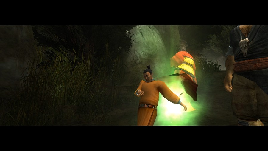 bladed thesis jade empire