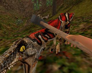Jurassic Park Trespasser - Aporte