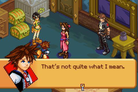 Kingdom Hearts Re Com Treasure Room