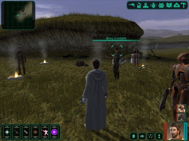 Star Wars Knights Of The Old Republic II Part Dantooine A - Star wars old republic us map