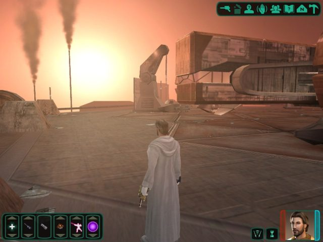 Star Wars: Knights of the Old Republic II Part #41 - Interlude: M4