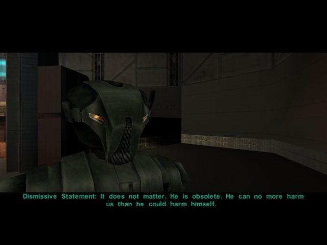 Star Wars: Knights of the Old Republic II Part #50 - Telos