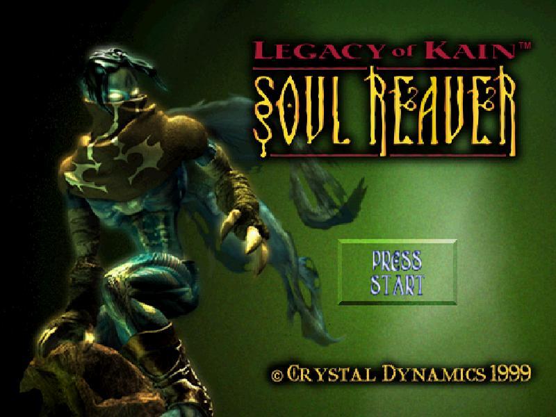 Legacy of Kain Soul Reaver (RUS, Vector) .