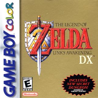 Legend Of Zelda Link S Awakening Dx