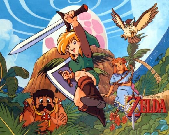 Legend Of Zelda Link S Awakening