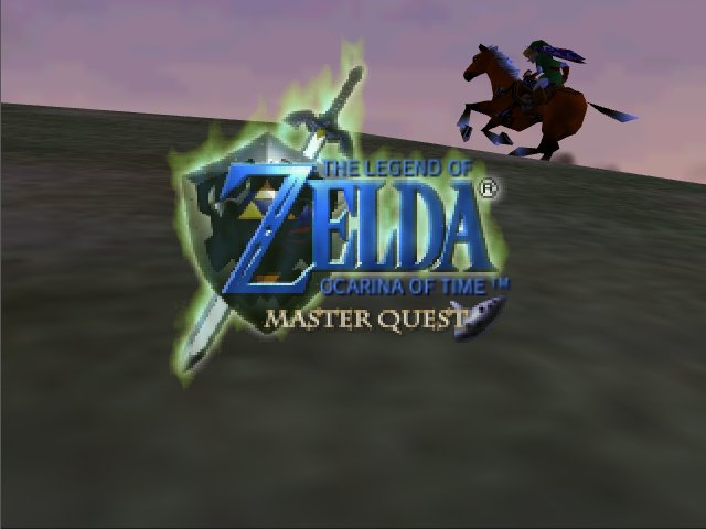 Legend of Zelda: Ocarina of Time Master Quest