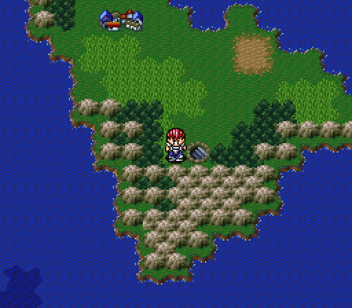 Lufia Ii Rise Of The Sinistrals Update 2