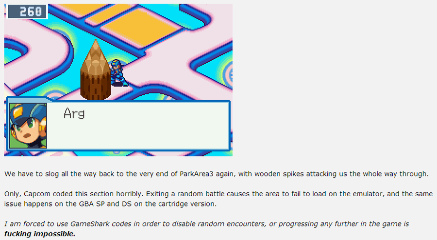 Mega Man Battle Network 3: Blue Part #100 - MegaMan Battle Network 4