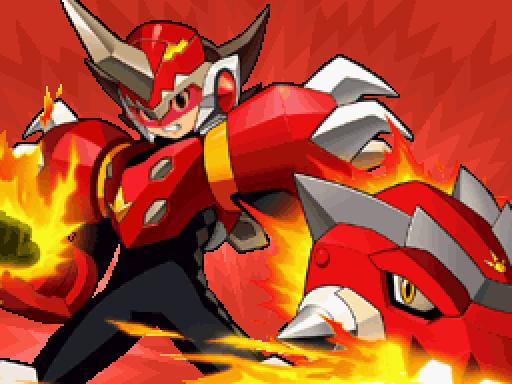 Character Profile - Mega Man Starforce