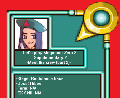 Mega Man Zero 2 Part #4 - Supplementary 2