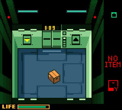 Metal Gear Ghost Babel Part 39 Episode Xxix Elevator