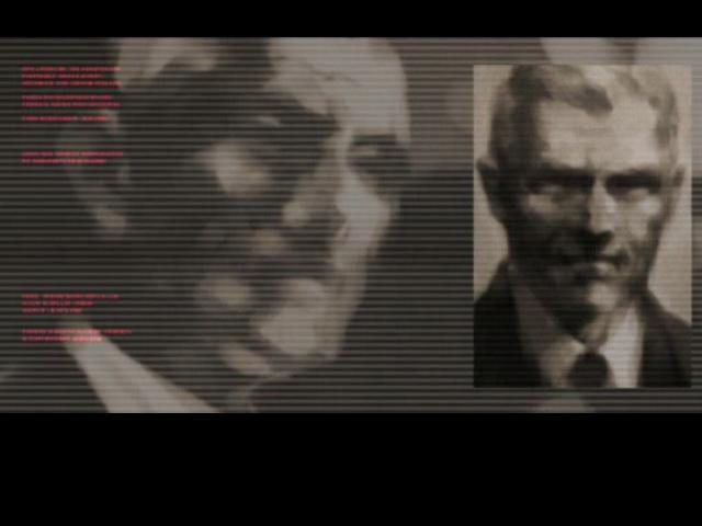 Metal Gear Profiles: George Sears/Solidus Snake