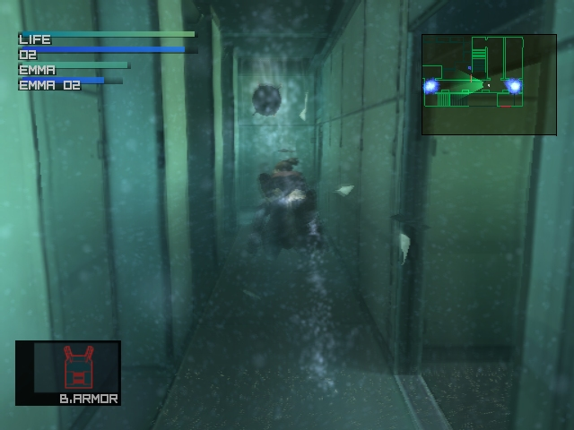 Image result for Raiden swimming metal gear solid 2