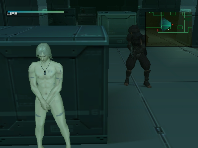Metal Gear Solid 2 Update 30