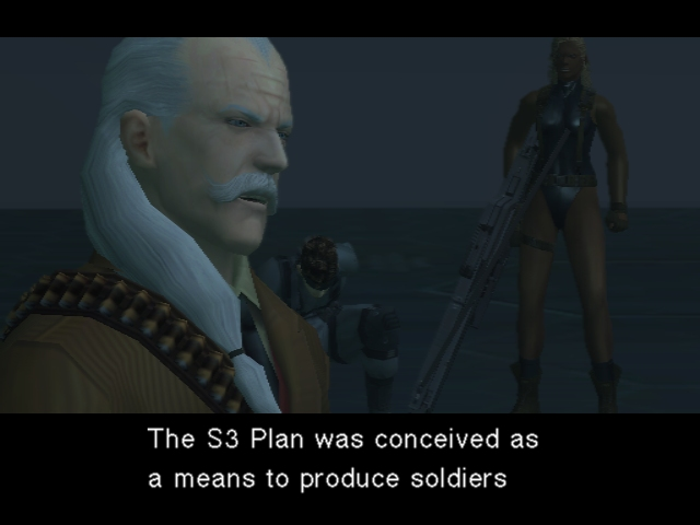 Metal Gear Solid 2 Update 32