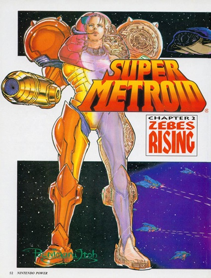 metroid other m part 8 the plot to metroid part 5 rh lparchive org Super Metroid Wrecked Ship super metroid nintendo player's strategy guide pdf