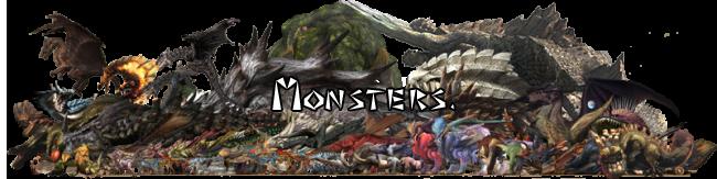 Monster Hunter Freedom Unite Part #3 - Monsters