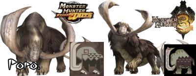 Popo Monster Hunter