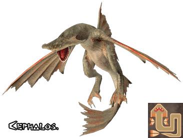 Monster hunter freedom unite part 3 monsters for Piscine fang mhfu