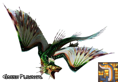 Monster hunter freedom unite part 3 monsters for Piscine wyvern