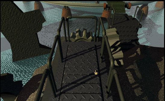 Myst Part 8 The Mechanical Age