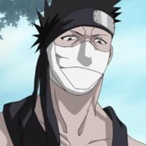 Zabuza Demon Face Naruto Shippude...